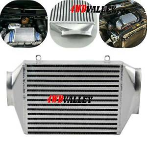 Top Mount Turbo Supercharged Intercooler For Mini Cooper S R53 R52 1 6l 2002 06