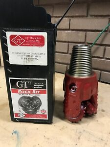 New Gt Tri cone Bit Tci Tungsten Carbide Premium Rock Bit 5 1 8