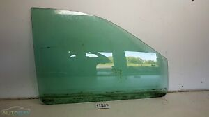 04 07 Dodge Caravan Se Hatchback Fr Door Window Clear Glass Oem