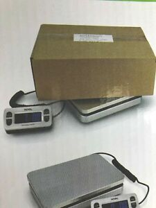 Royal 110 Lb Postage Postal Scale Dg110 Remote Digital Display No Auto Shut Off