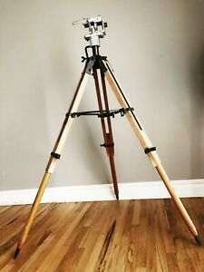 Wwii Us Anti Aircraft Battery Commander S Observation Instrument M1 Tripod Stand