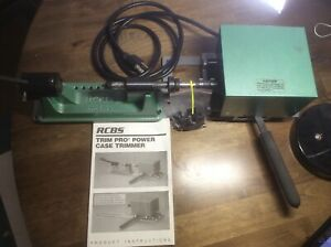 RCBS Trim Pro Power Case Trimmer Used But In Good Condition