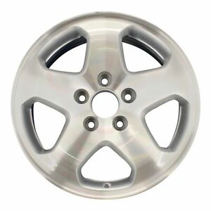 16 Reman D Alloy Wheel Rim For 1998 1999 2000 Honda Accord V6 5 Lug