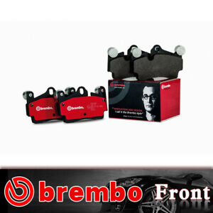 Front Brembo Ceramic Oe Brake Pads Set For 2010 2015 Lexus Rx350