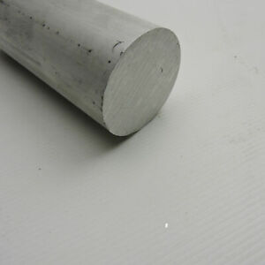 2 Aluminum 6061 Round Rod 48 Long Solid T6511 Lathe Bar Stock 2 00 Diameter