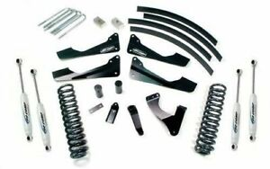 K4181bp Pro Comp 6 Inch Lift Kit 2013 Ford F 350 4wd Free Gift Included
