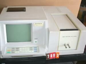 Hitachi U 2000 Spectrophotometer 121 0002