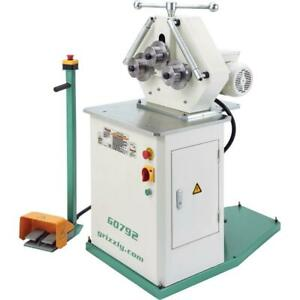 Grizzly G0792 Heavy duty Ring Roll Pipe Bender