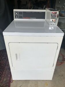 Speed Queen Coin Operated Gas Dryer Commercial Dryer 120v