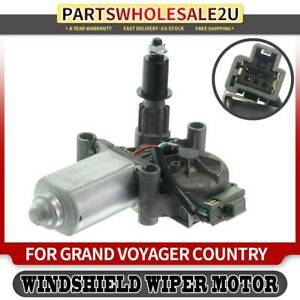 Windshield Wiper Motor Rear For Chrysler Town country Voyager Dodge 4717710aa