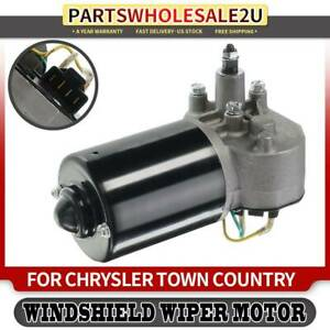 Wiper Motor W 9 Pins For Dodge Chrysler Town country Plymouth 84 87 40 383