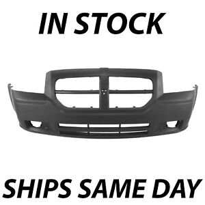 New Primered Front Bumper Cover Replacement For 2005 2006 2007 Dodge Magnum