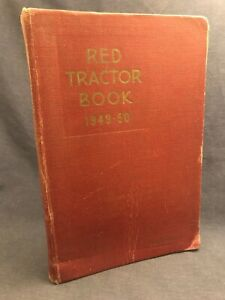 Vintage Tractor Parts 34th 1949 50 Implement Parts Supplies Balers Nebraska Red