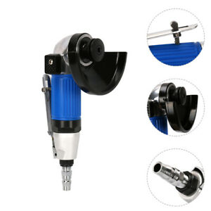 4 Pneumatic Angle Grinder Cutting Cleaning Hand Air Tool For Grinding 3 8 Hose