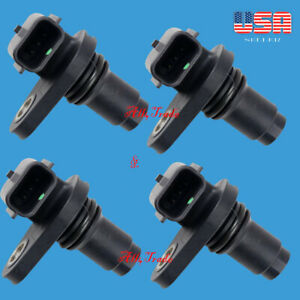 Set Of 4 Camshaft Position Sensor 23731 ja11a Fit Infiniti Nissan