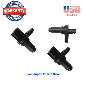 set Of 3 2 Camshaft Position Sensor cmp Crankshaft Fit Nissan Infiniti