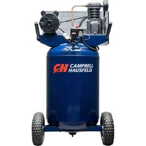 Campbell Hausfeld T24156 2 Hp 30 Gallon Portable Air Compressor