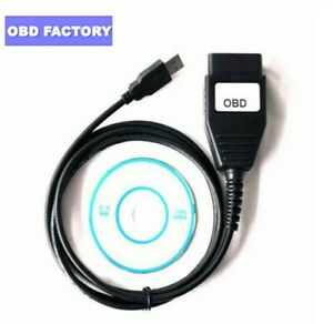 Usa Vcm Device Usb Scan Cable Interface Fit Ford Obd Diagnostic Scanner Tool