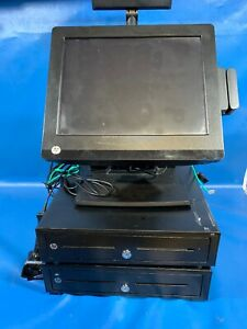 Hp Rp7 7800 Retail System 17 Celeron G540 Touchscreen Pos 2 5ghz 4gb Ram