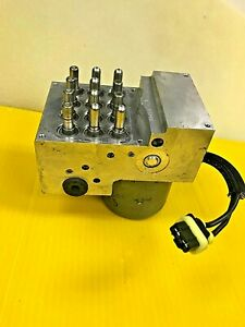 01 02 03 04 Delphi Corvette Abs Module Ebcm Pump Only Modulator