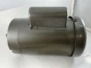 Vl1319 35d15 371 1 1 2 Hp 1725 Rpm New Baldor Electric Motor 60hz Single Phase
