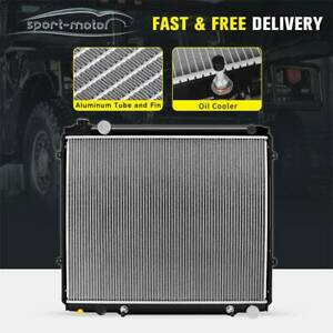Radiator For Toyota 2000 2006 Tundra Limited Sr5 2005 2006 Tundra Base 4 7l V8
