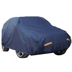 For Outdoor Universal Fit Car Cover Rain Uv Dust Resistant Peva W lock Yxxl