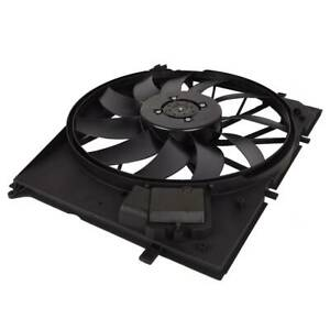 New For Mercedes benz Radiator Condenser Cooling Fan Motor Assembly 2205000193