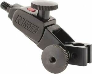Noga 3 Inch Long Magnetic Indicator Base Fine Adjustment Clamp Use With Dial