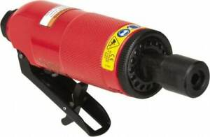 Sioux Tools Straight Air Grinder 1 4 Collet 0 7 Hp 25 000 Rpm Front Exhaust