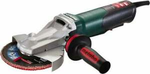 Metabo 6 Wheel Diam 9 600 Rpm Corded Angle Disc Grinder 5 8 11 Spindle