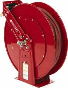Reelcraft 100 Spring Retractable Hose Reel 300 Psi Hose Included