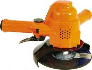 Cleco 7 Wheel Diam 6 000 Rpm Pneumatic Angle Disc Grinder 5 8 11 Spindle