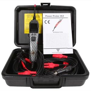 Power Probe 3 3ez Digital Voltmeter And Circuit Tester With Case