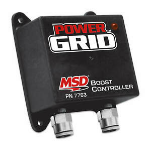 Msd 7763 Power Grid Boost Timing Control Module