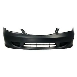 For Honda Civic 2004 2005 Sherman 2911 87 2 Front Bumper Cover
