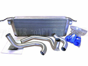 Greddy Type 28e Turbo Intercooler Upgrade W Pipes For 16 20 Civic Si Sport 1 5t