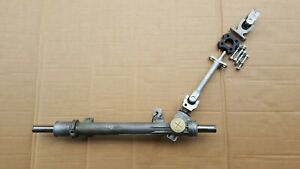 Bmw E30 Dtm Manual Steering Rack Set Up
