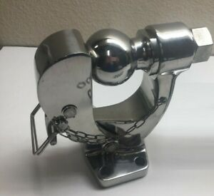 5 Ton Stainless Steel 304 Pintle 2 5 16 Ball Tow Hitch