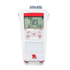 Ohaus St300d b Ohaus St300d b Portable Do Meter 20 0 45 0 Mg l Range With Ip54
