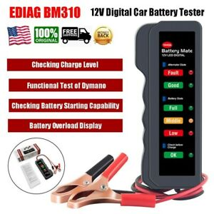 Obdii Elm327 Code Reader Android Bluetooth Adapter Auto Scanner Diagnostic Tool