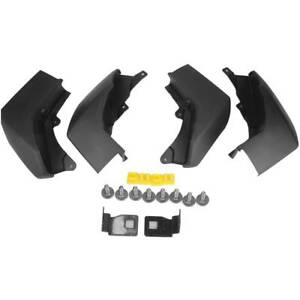 4 Pcs Mud Flap Splash Guard Front Rear For Land Rover Lr3 05 08 Cas500010pcl