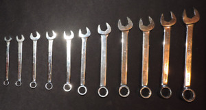 Matco Tools 13 Piece 12pt Metric Combination Wrench Set missing 2 12 5