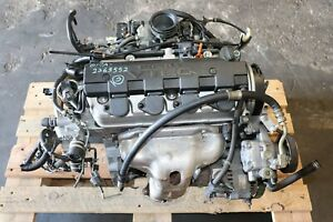 01 02 03 04 05 Honda Civic 1 7l Sohc Vtec Engine Long Block Jdm D17a