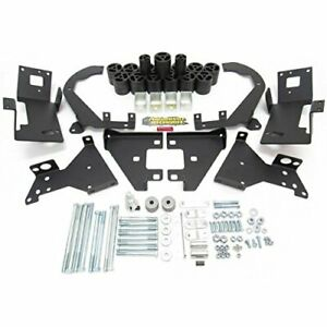 Performance Accessories Chevy Silverado 1500 Gas Only 2wd And 4wd 3 Body Lift