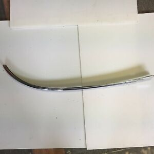 1940 Buick Center Grille Lower Molding
