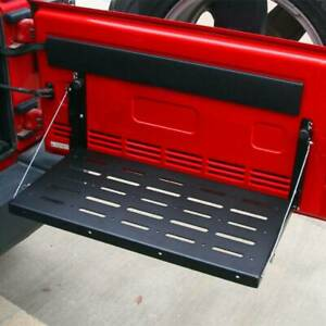 Tailgate Table For Jl 2007 2017 Jeep Wrangler Jk 2 4 Door Support 75 Lbs