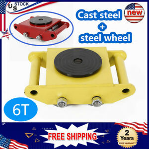 Machinery Mover Suitable For Transporting Heavy Machinery household Appliances