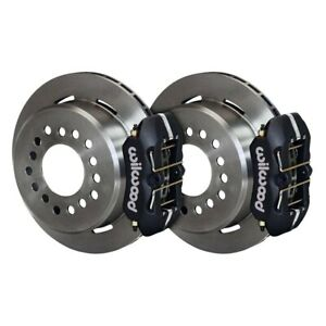 For Plymouth Savoy 62 64 Brake Kit With Snap Ring Bearing Street Performance