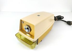 Panasonic Kp 33a Point o matic Electric Pencil Sharpener Vintage Japan Tested